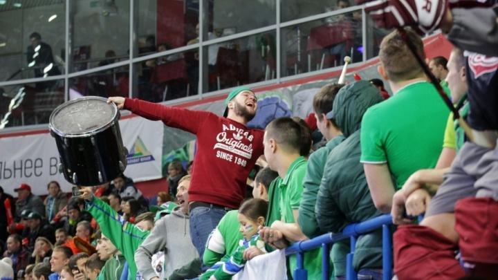 Решающий матч: «Салават Юлаев» сыграет с «Авангардом» за выход в полуфинал