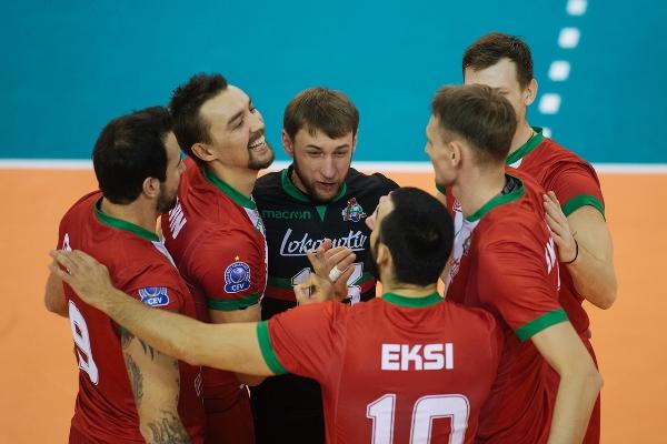 Следующий матч «Локомотив» проведет с командой «Шомон» (Франция)