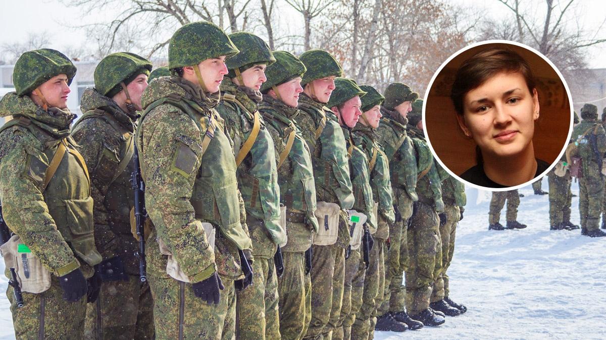 Юная жительница Тольятти хочет связать свою жизнь с вооруженными силами всерьез и надолго