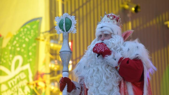 «К чиновникам едем с повязкой на глазах»: Дед Мороз — о жадных посредниках и неадекватных заказчиках