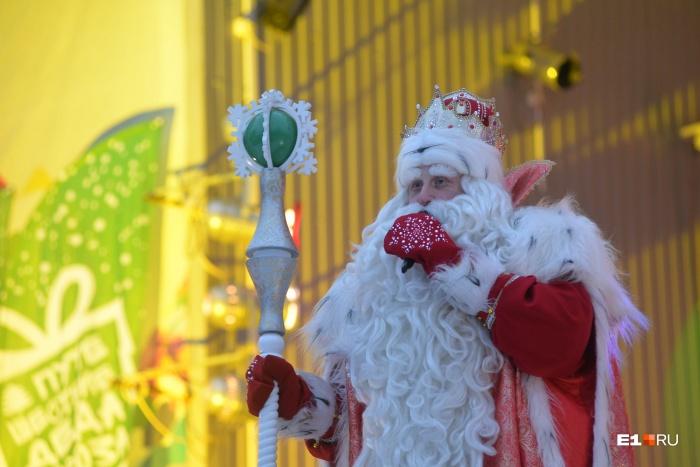 Набрав номер Деда Мороза, вы, скорее всего, попадете на посредника