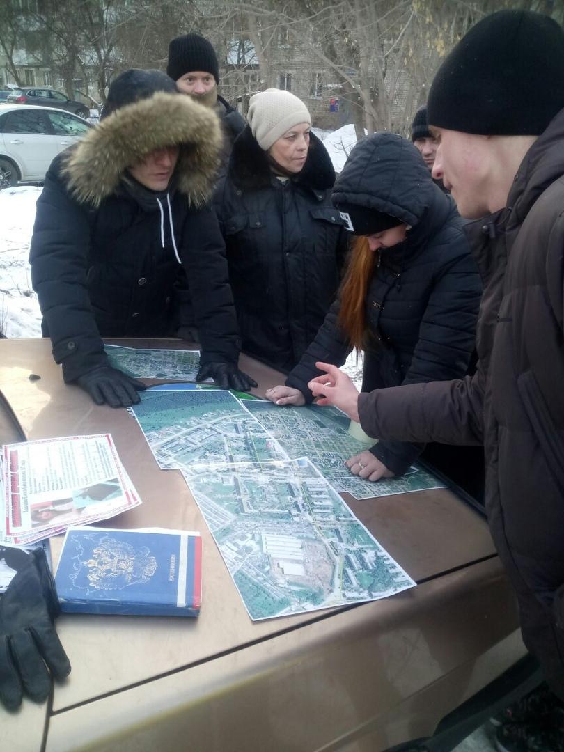 В городских поисках обычно участвует 10–15 человек