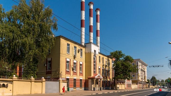Чиновники рассказали, почему продолжает работать старая Самарская ГРЭС