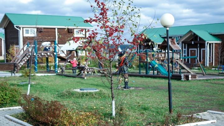 Лошади и бассейн:загородный конный лагерь пригласил детей весело провести осенние каникулы
