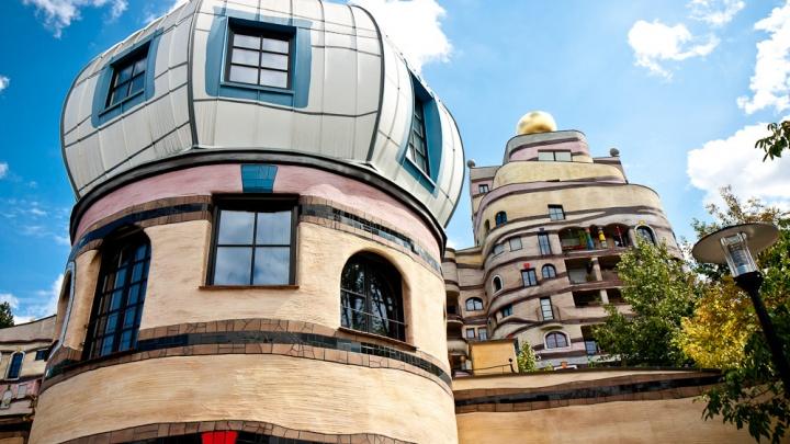 Топ-7 необычных домов со всего мира