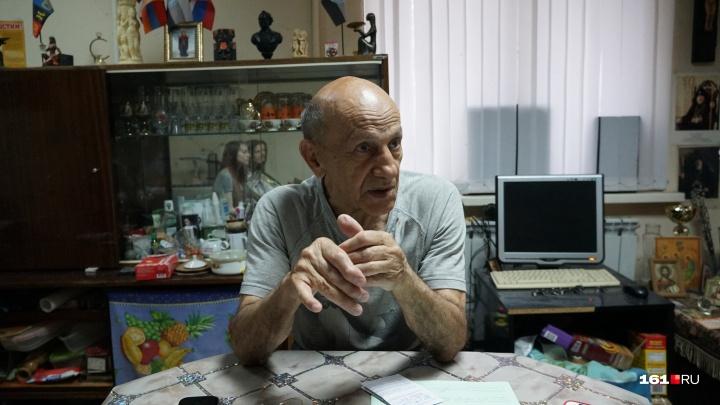 Спортивный клуб «Антей» Рафаэля Акопяна в Ростове может лишиться помещения из-за долга