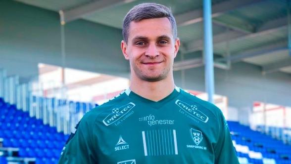 Вратарь норвежского «Сарпсборга» Александр Васютин может перейти в ФК «Ростов»