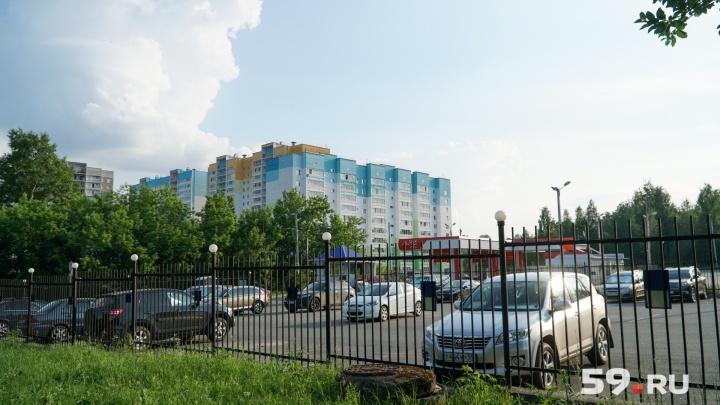 В Перми сносят нелегальные стоянки. Где будем ставить машины? Интерактивная карта
