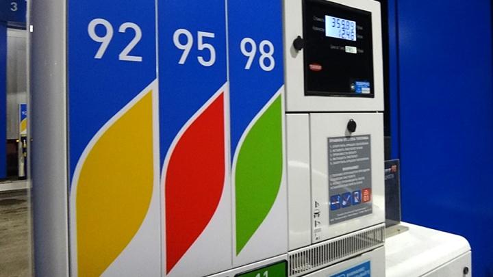 В Красноярске опять подорожал бензин