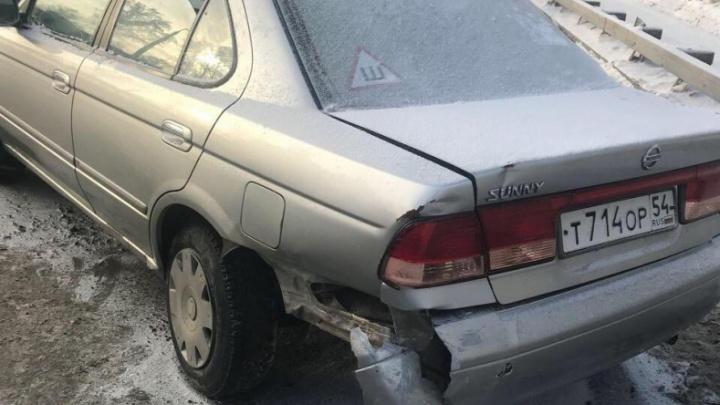 Трое жителей Тувы пойдут под суд за убийство женщины-таксиста на Бугринском мосту