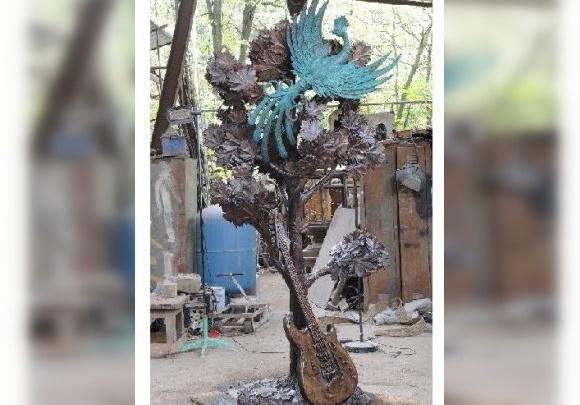 «Там, где клён шумит»: самарскую набережную украсит новый арт-объект