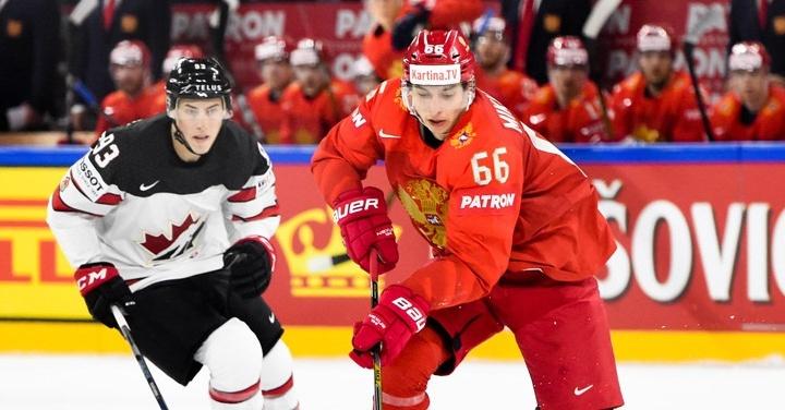 Пять лет такого не было: российская сборная осталась без медалей на ЧМ по хоккею