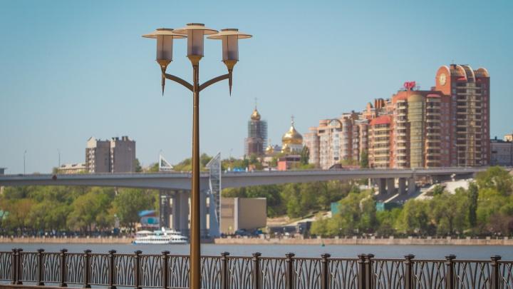 Баннеры на зданиях, пешеходная зона на Соборном, новый парк: топ нелепостей Ростова от Варламова
