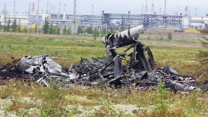 Вертолёт разбился в Красноярском крае: 18 человек погибли. Все подробности