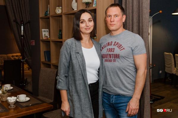 Пермяки Татьяна Кожевникова и Георгий Порошин рискнули и отправились на проект