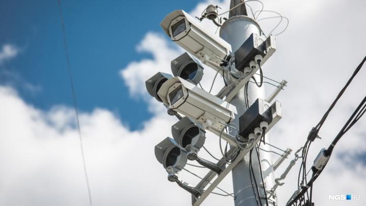 ГИБДД показала все камеры на дорогах Ярославской области