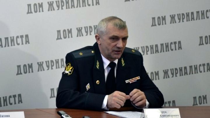 Бывшего главного судебного пристава Омской области Витрука вернули в СИЗО