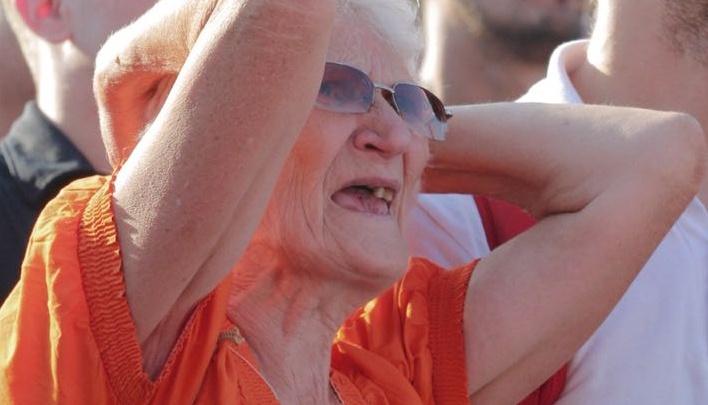Дойдем до президента: в донских городах прошли пикеты против повышения пенсионного возраста