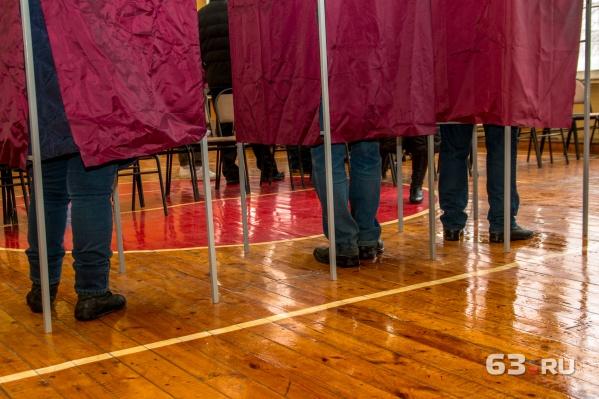 Горожанам предстоит проголосовать несколько раз