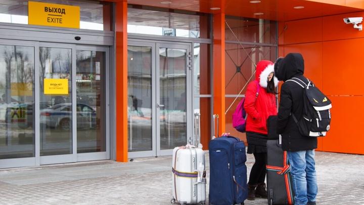 Привет из солнечной Армении: в Волгограде приземлился первый самолет из Еревана