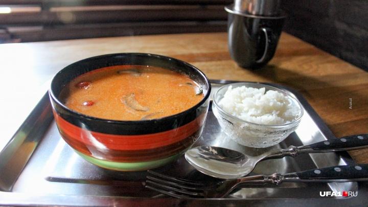 Mama Pho в Уфе: тестируем паназиатскую бургерную с ароматами Вьетнама