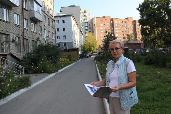 Битву за подвал председатель ТСЖ Ольга Зыкова и жильцы дома ведут в судах уже не один год