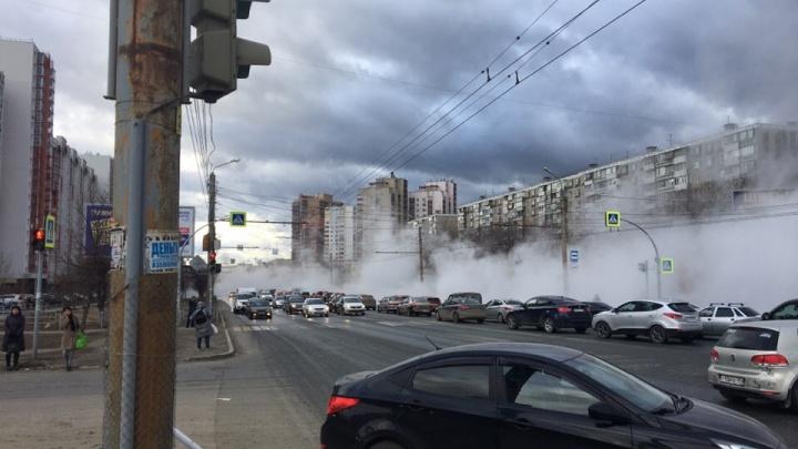 Коммунальная авария на Северо-Западе Челябинска обернулась прокурорской поверкой