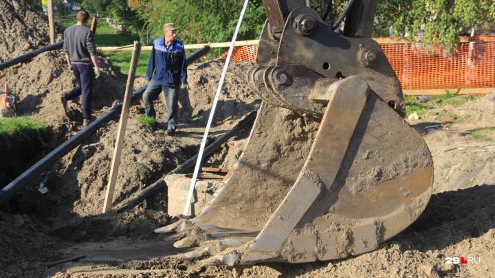 Обводный канал в Архангельске частично перекроют из-за ремонтов