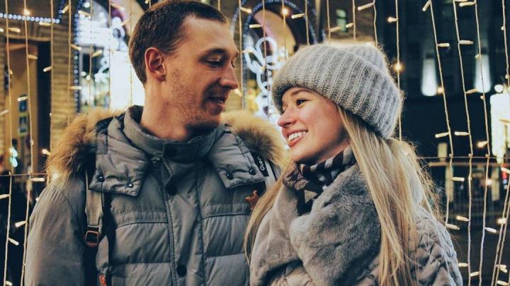 «Всё не случайно»: за месяц до катастрофы дончанка Екатерина Полякова описала историю своей любви