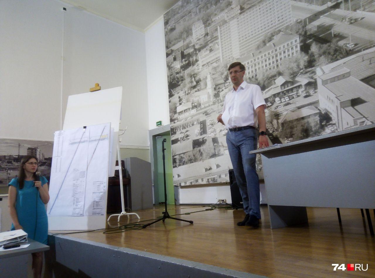 О строительстве надземного перехода на Худякова говорят с 2013 года