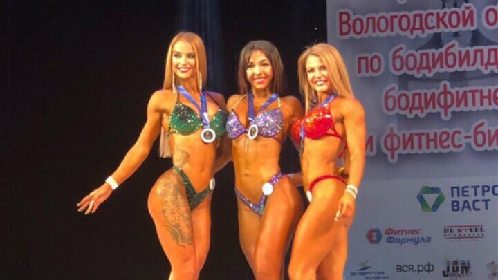 Бодибилдерша из Ярославля взяла титул в конкурсе для накачанных девушек: смотрим её горячие фото