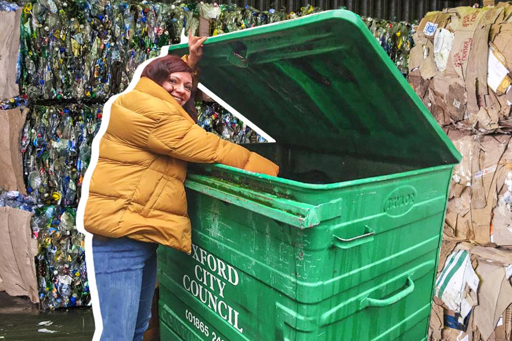 В Лондоне перерабатывают 30% мусора, но хотят больше
