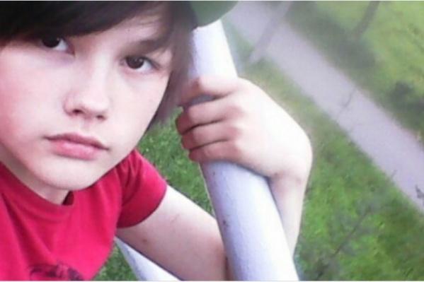 Ивану Крапивину в этом году исполнилось всего 16 лет