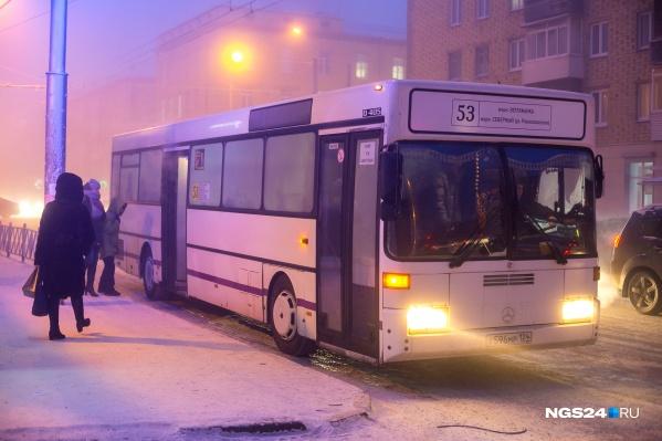 Уже в январе в автобусах могут перестать принимать транспортные карты