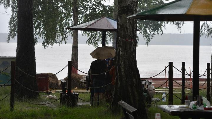 Это природный парк: правительство области запретило устраивать гонки на Балтыме