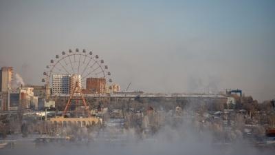 Местами до –35 градусов: к Новосибирской области подступают настоящие морозы