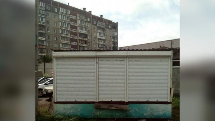 Прокуратура потребовала от главы Челябинска активизировать снос незаконных киосков
