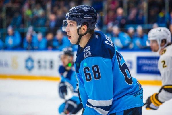 Джордан Карон играл в «Сибири» под номером 68 — с его уходом в новосибирском клубе осталось только пять легионеров