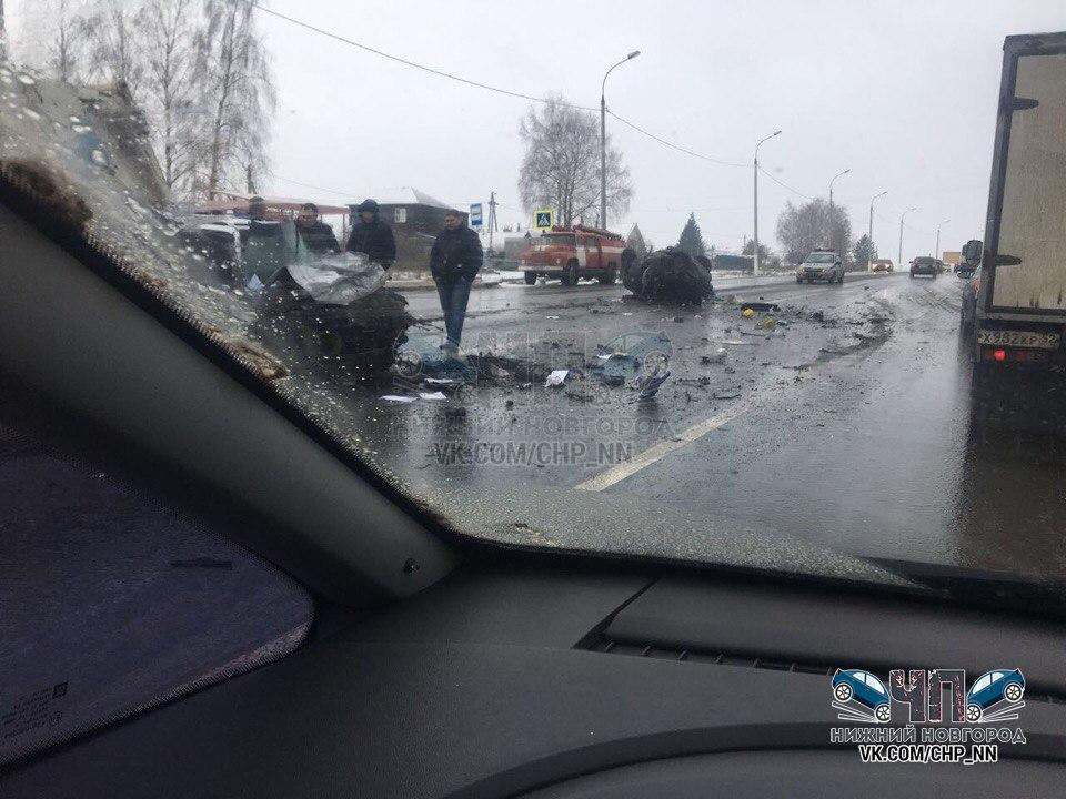 В ужасной трагедии под Богородском погибли три человека