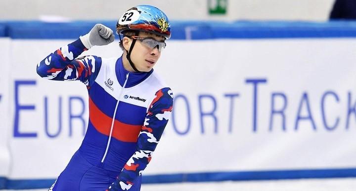 Шорт-трекист Семён Елистратов принёс России первую медаль Олимпиады в Пхёнчхане