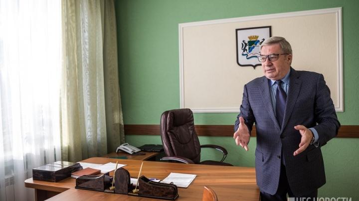 Экс-губернатора Толоконского вызвали на допрос по делу о банкротстве «Офсета»