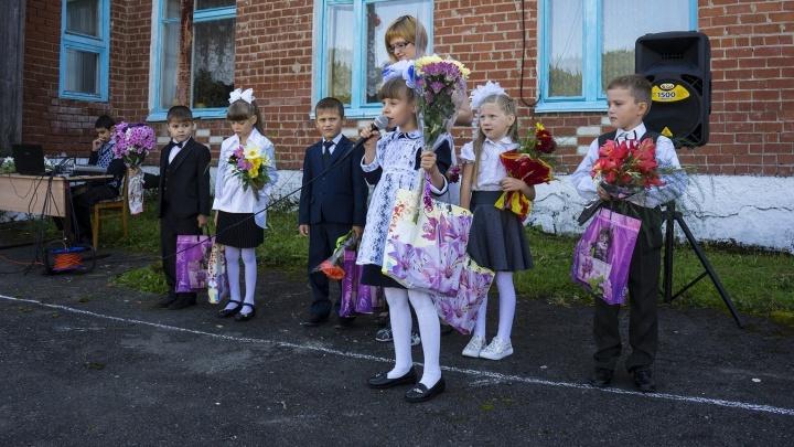 Парт больше, чем детей: репортаж из уральской школы, в которой всего 36 учеников