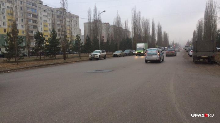 Десятки аварий и дорога, как стекло: дороги Башкирии сковало льдом