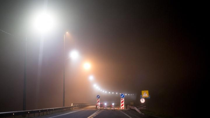 Не дольше двух месяцев на работу: в Ярославской области осветят участок трассы
