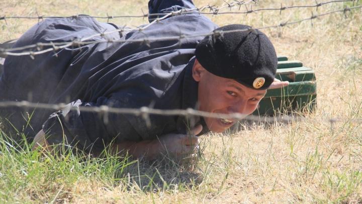 Отстрелялись: в «Танковом биатлоне» под Волгоградом быстрее и сильнее оказались солдаты ЮВО