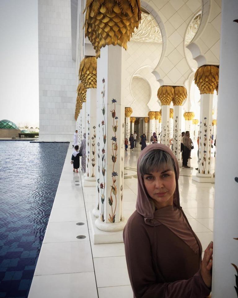 Женщин в Эмиратах ценят и уважают