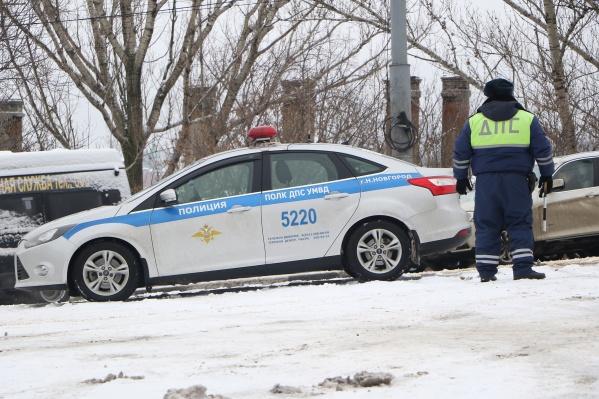 Высокопоставленный чиновник пытался откупиться от сотрудников ГИБДД