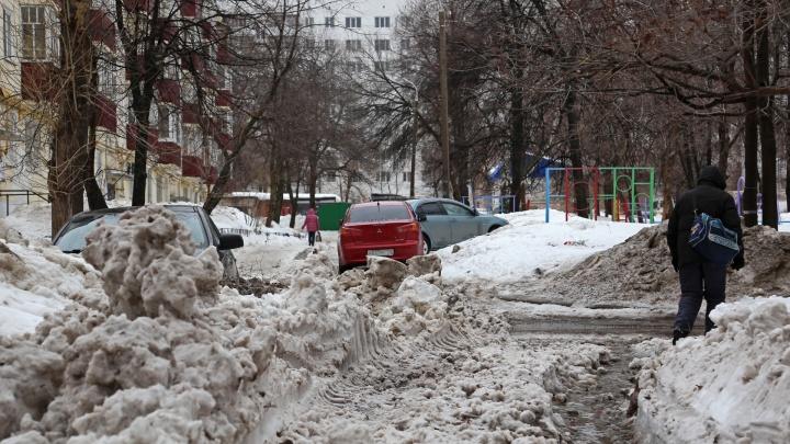 «Простите, господа чиновники, но это кошмар какой-то»: москвич пожаловался на дороги в Уфе