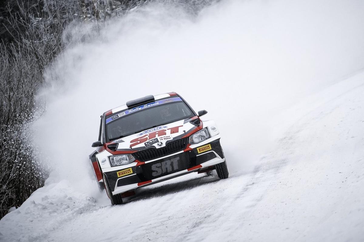 Снежных дорог не нужно бояться — по ним нужно уметь ездить