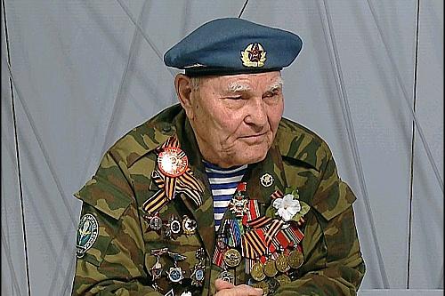 Георгий Ивкин, 93 года